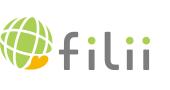 Filii(フィリー)横ロゴ